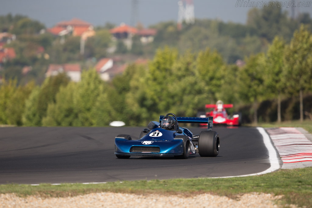 Ralt RT1 - Chassis: 1-71 - Driver: Charles Veillard  - 2017 Hungaroring Classic