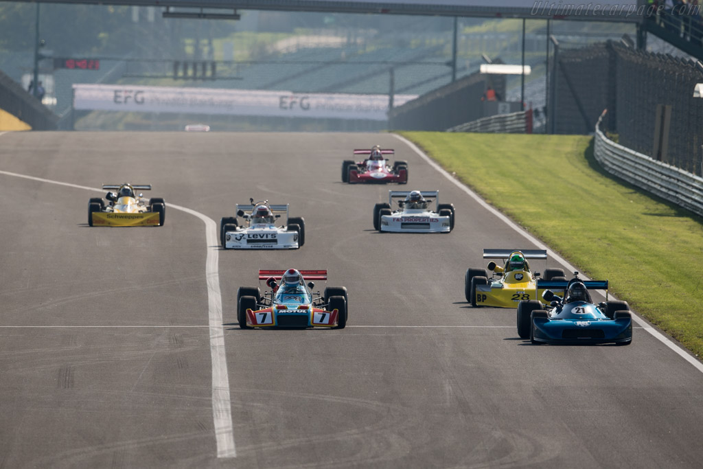 Rondel M1 - Chassis: 9 - Driver: David Tomlin  - 2017 Hungaroring Classic