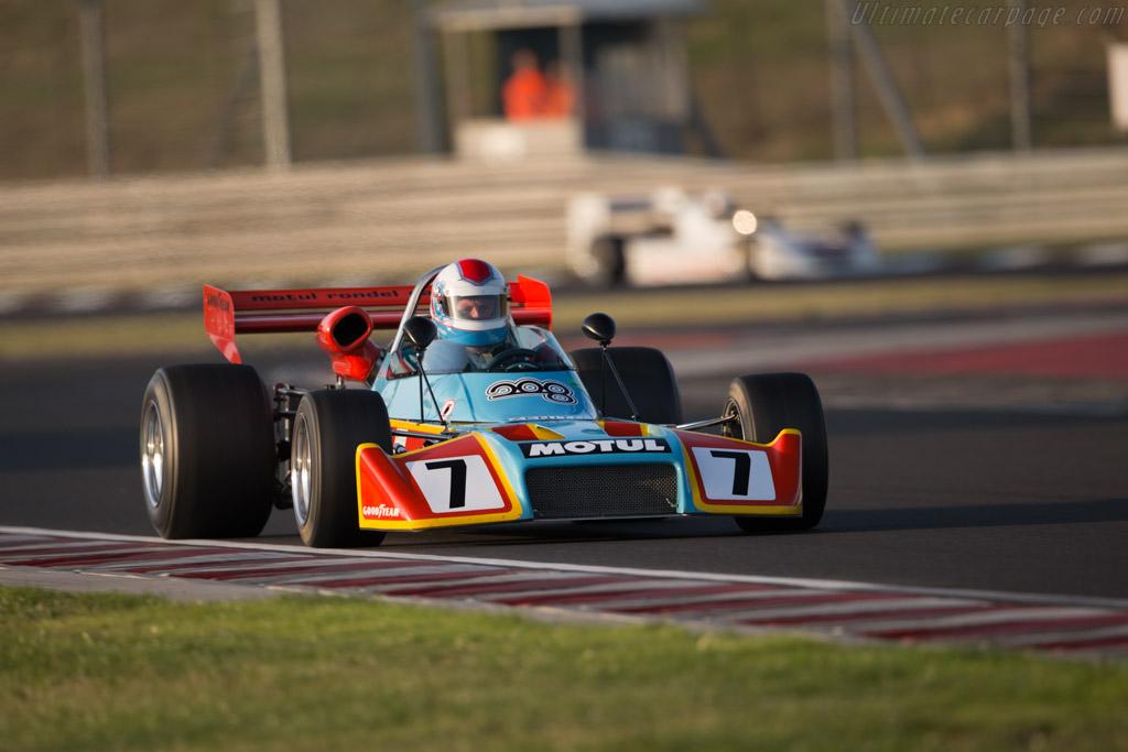 Rondel M1 - Chassis: RSJ009 - Driver: David Tomlin  - 2017 Hungaroring Classic