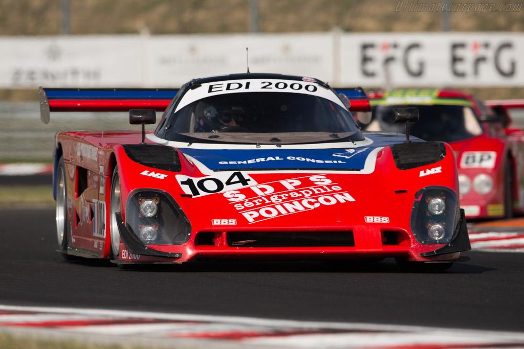 Spice SE89C - Chassis: SE89C-002 - Driver: Philippe Scemama  - 2017 Hungaroring Classic