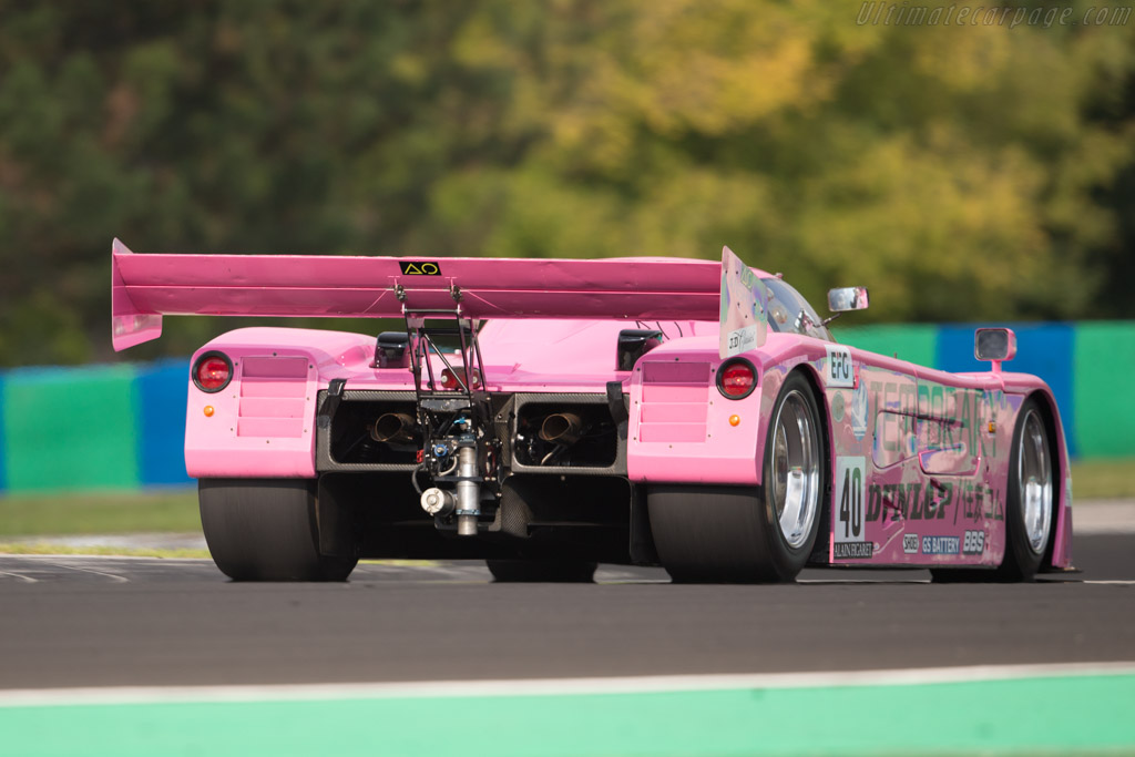 Spice SE90 - Chassis: SE90C-017 - Driver: Richard Bateman  - 2017 Hungaroring Classic