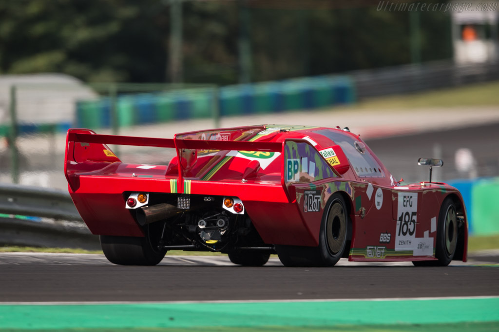 Sthemo SM  - Driver: Christopher Gadais / Romain Belleteste  - 2017 Hungaroring Classic