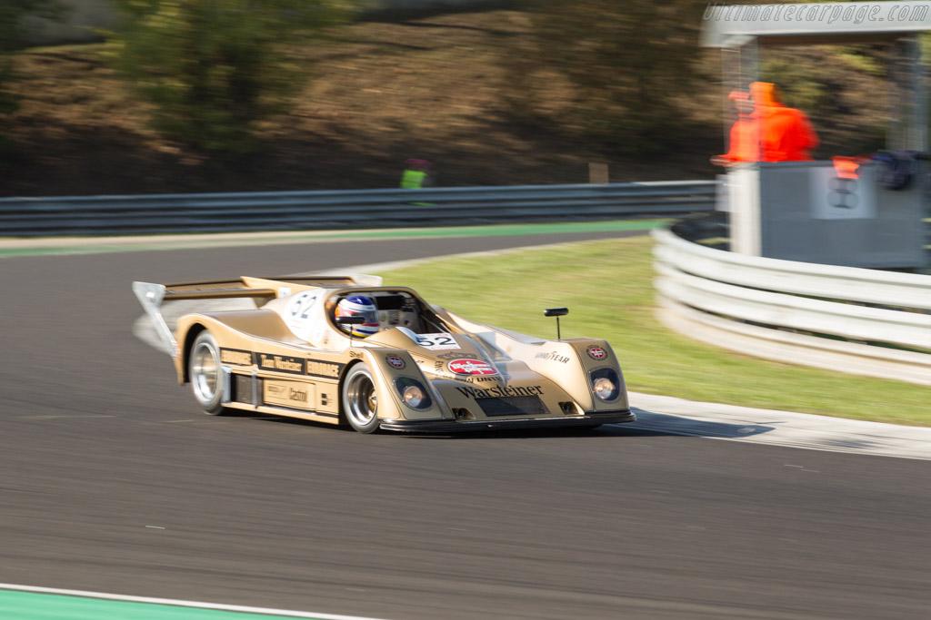 TOJ SC304 - Chassis: 11-76 - Driver: Yves Scemama  - 2017 Hungaroring Classic