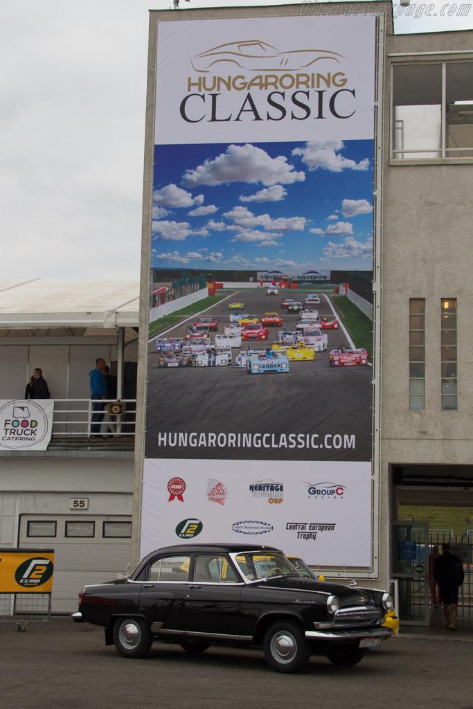 Welcome to the Hungaroring    - 2017 Hungaroring Classic