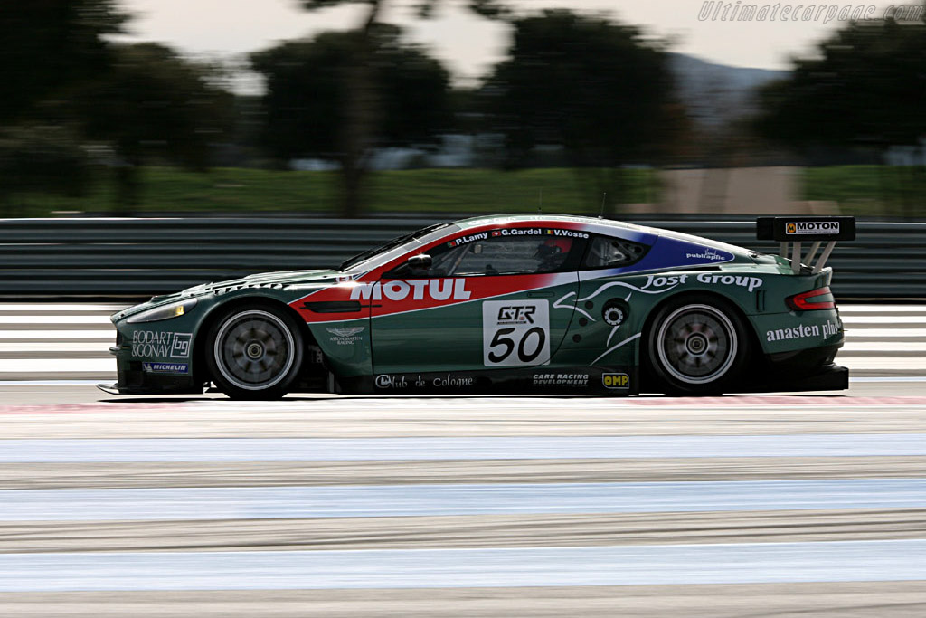 Aston Martin DBR9 - Chassis: DBR9/1   - Le Mans Series 2006 Season Preview