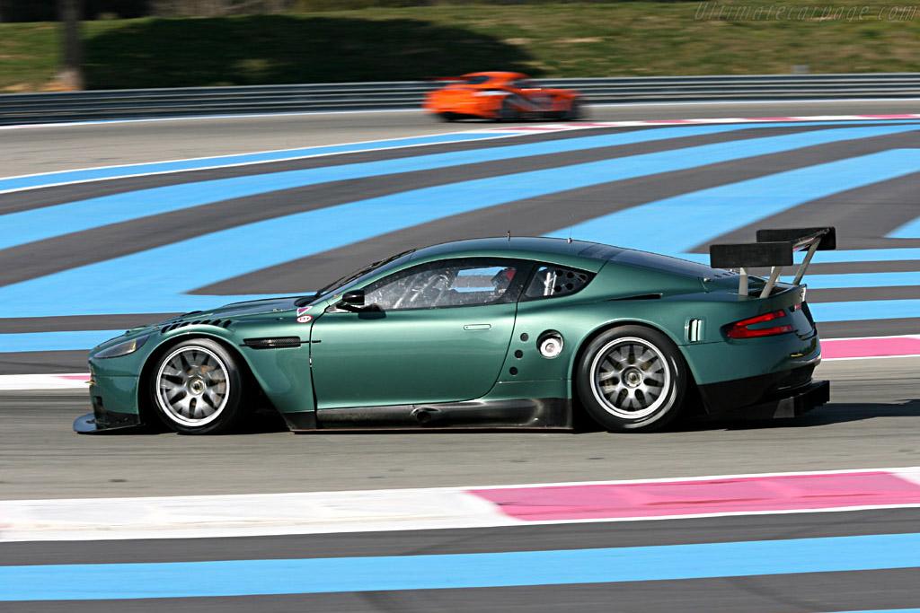 Aston Martin DBR9 - Chassis: DBR9/1   - Le Mans Series 2006 Season Preview