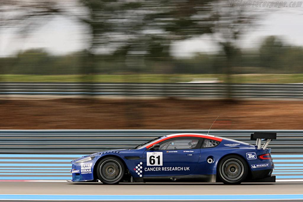 Aston Martin DBR9 - Chassis: DBR9/101   - Le Mans Series 2006 Season Preview