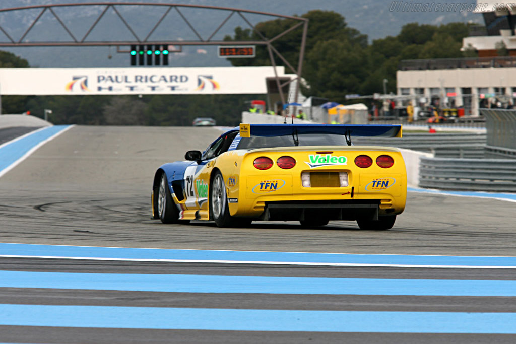 Chevrolet Corvette C5-R - Chassis: 010   - Le Mans Series 2006 Season Preview
