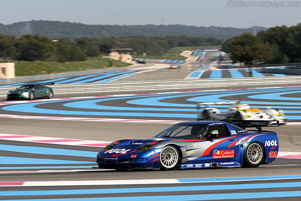 Chevrolet Corvette C5-R - Chassis: 006   - Le Mans Series 2006 Season Preview