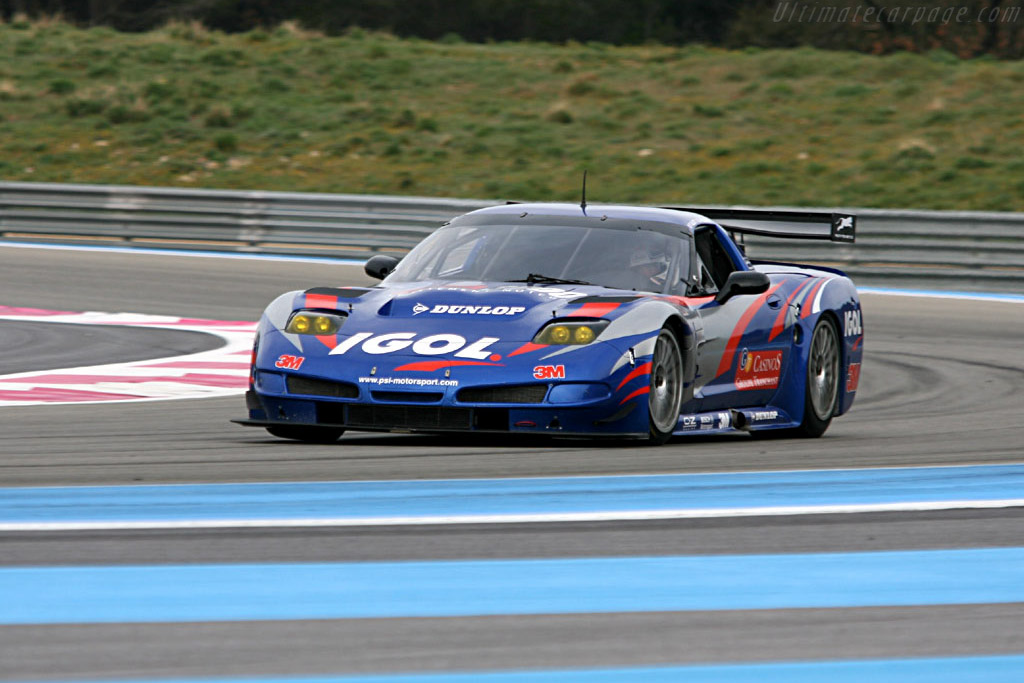 Chevrolet Corvette C5-R - Chassis: 006   - Le Mans Series 2006 Season Preview