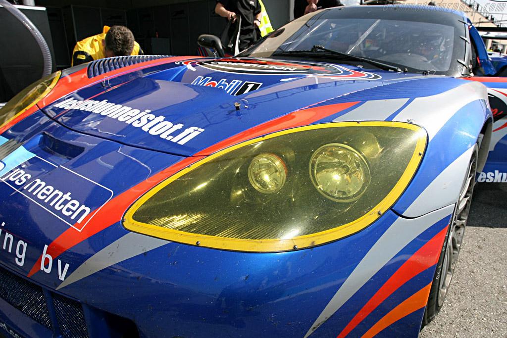 Chevrolet Corvette C6.R - Chassis: 002   - Le Mans Series 2006 Season Preview