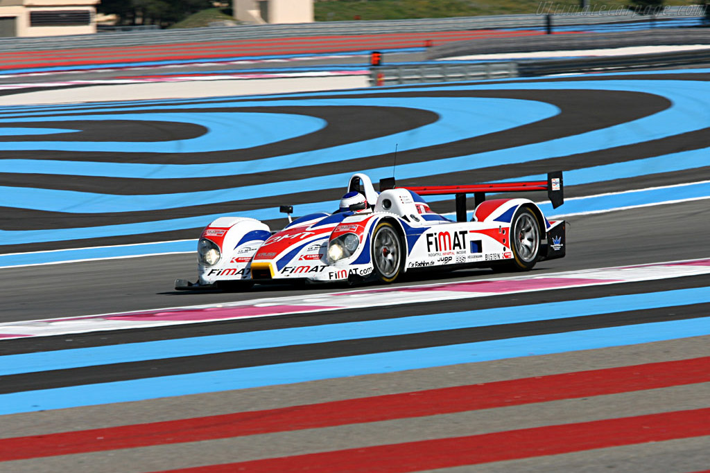 Courage C65 Judd - Chassis: C60-14   - Le Mans Series 2006 Season Preview