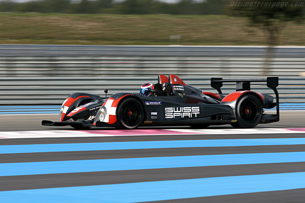 Courage LC70 Judd - Chassis: LC70-02   - Le Mans Series 2006 Season Preview