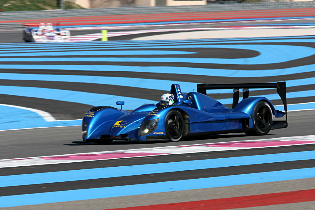 Creation CA06/H - Chassis: CA06/H - 002   - Le Mans Series 2006 Season Preview