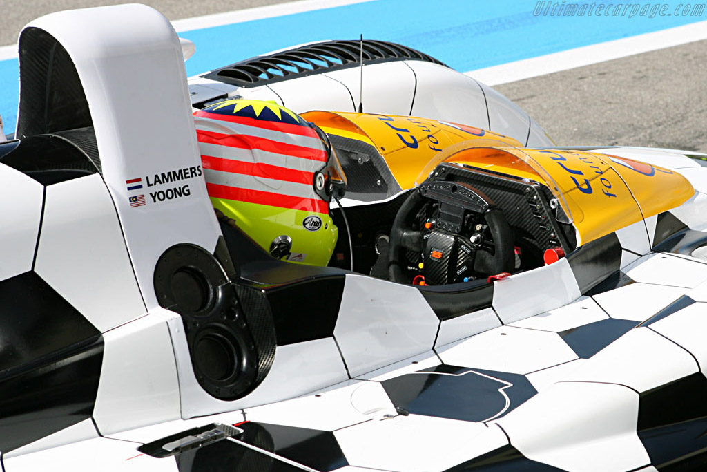 Dome S101 hb Mugen - Chassis: S101-05   - Le Mans Series 2006 Season Preview