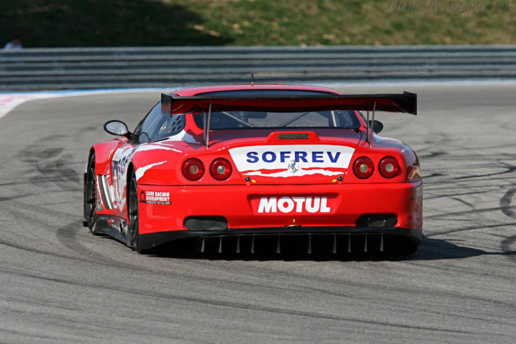 Ferrari 550 Maranello    - Le Mans Series 2006 Season Preview