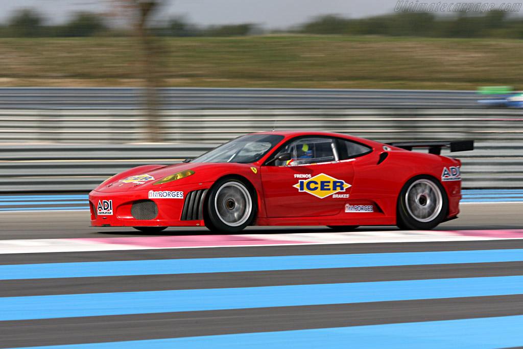 Ferrari F430 GTC - Chassis: 2410   - Le Mans Series 2006 Season Preview