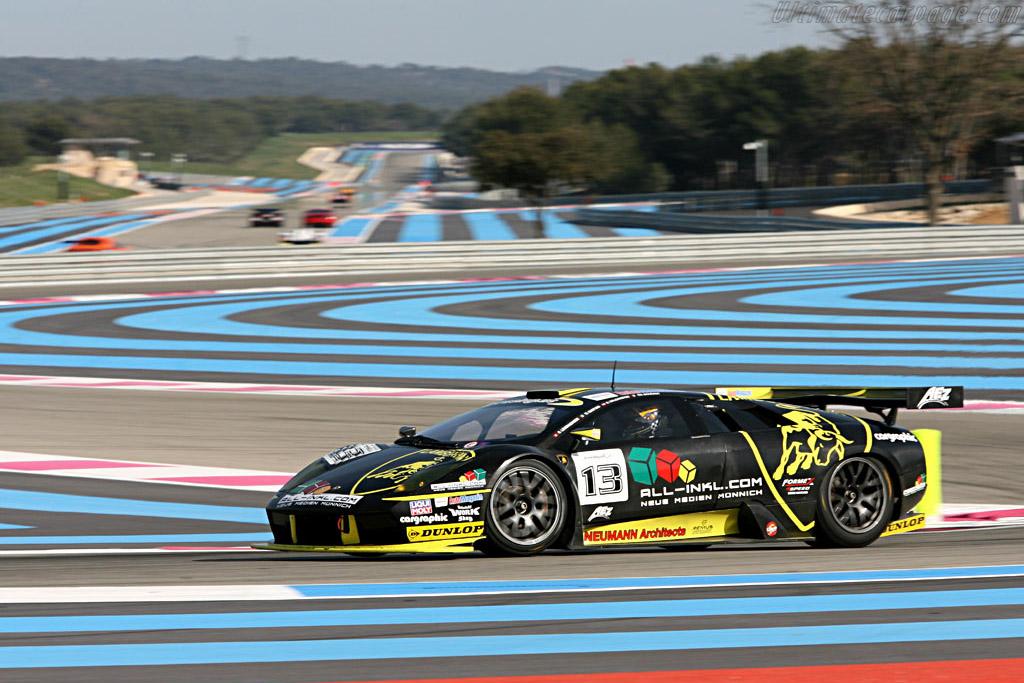 Lamborghini Murcielago R-GT - Chassis: LA01062   - Le Mans Series 2006 Season Preview