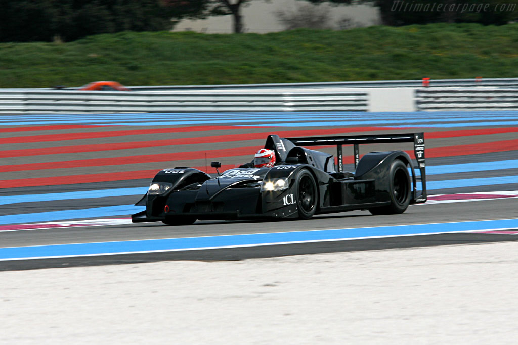 Lister Storm LMP Hybrid - Chassis: 001 - Entrant: Lister Storm Racing  - Le Mans Series 2006 Season Preview