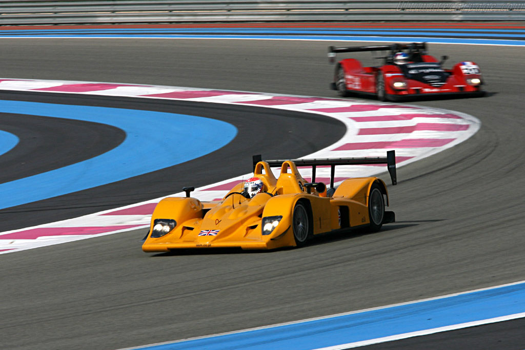 Lola B05/40 AER - Chassis: B0540-HU01   - Le Mans Series 2006 Season Preview