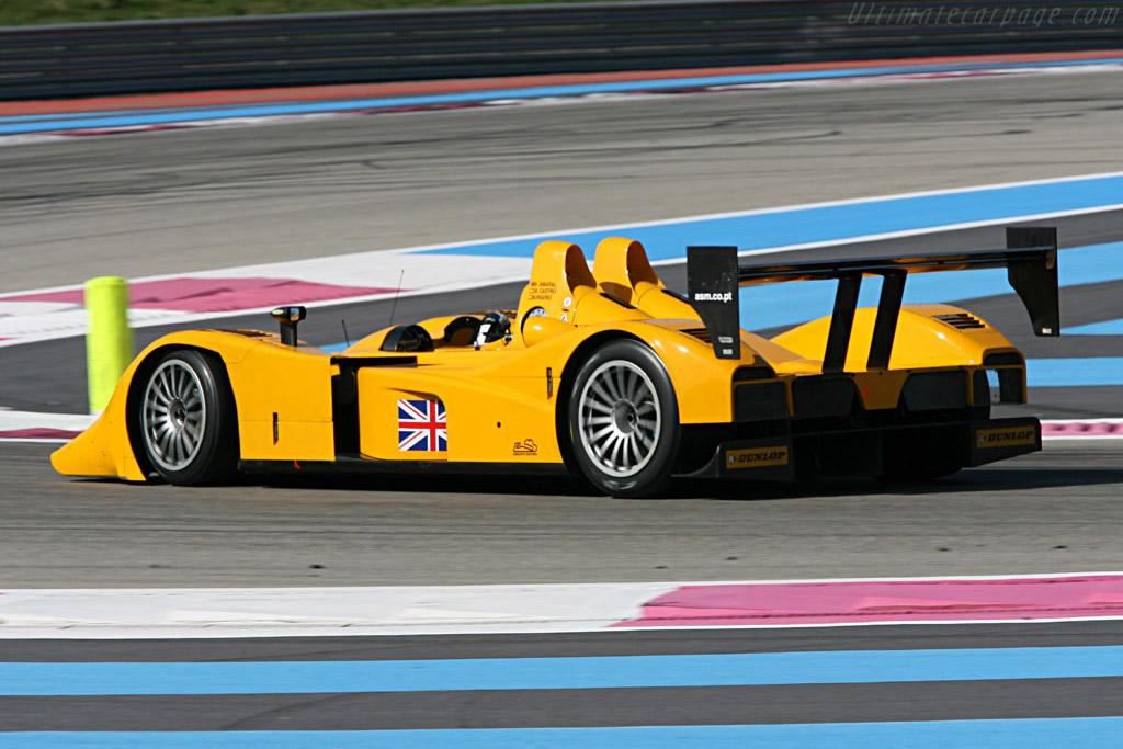 Lola B05/40 AER - Chassis: B0540-HU01   - Le Mans Series 2006 Season Preview