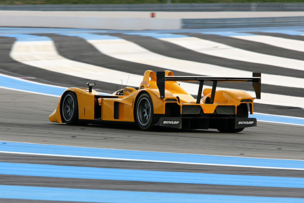 Lola B06/10 AER - Chassis: B0610-HU07   - Le Mans Series 2006 Season Preview