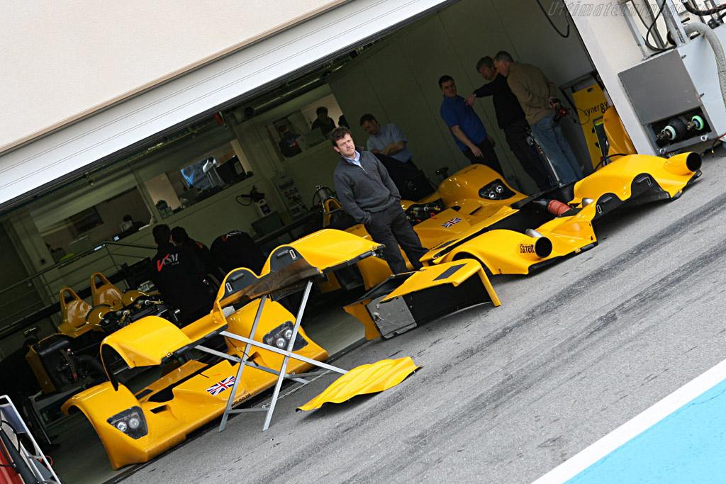 Lola Jigsaw    - Le Mans Series 2006 Season Preview