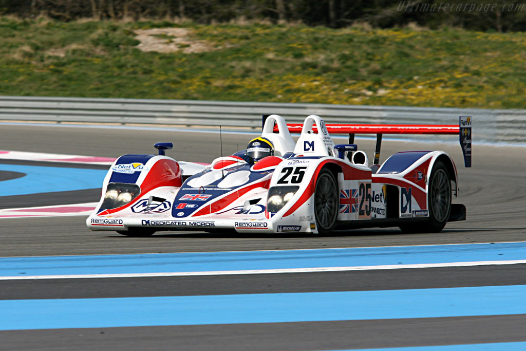 MG Lola EX264 AER - Chassis: B0540-HU05   - Le Mans Series 2006 Season Preview
