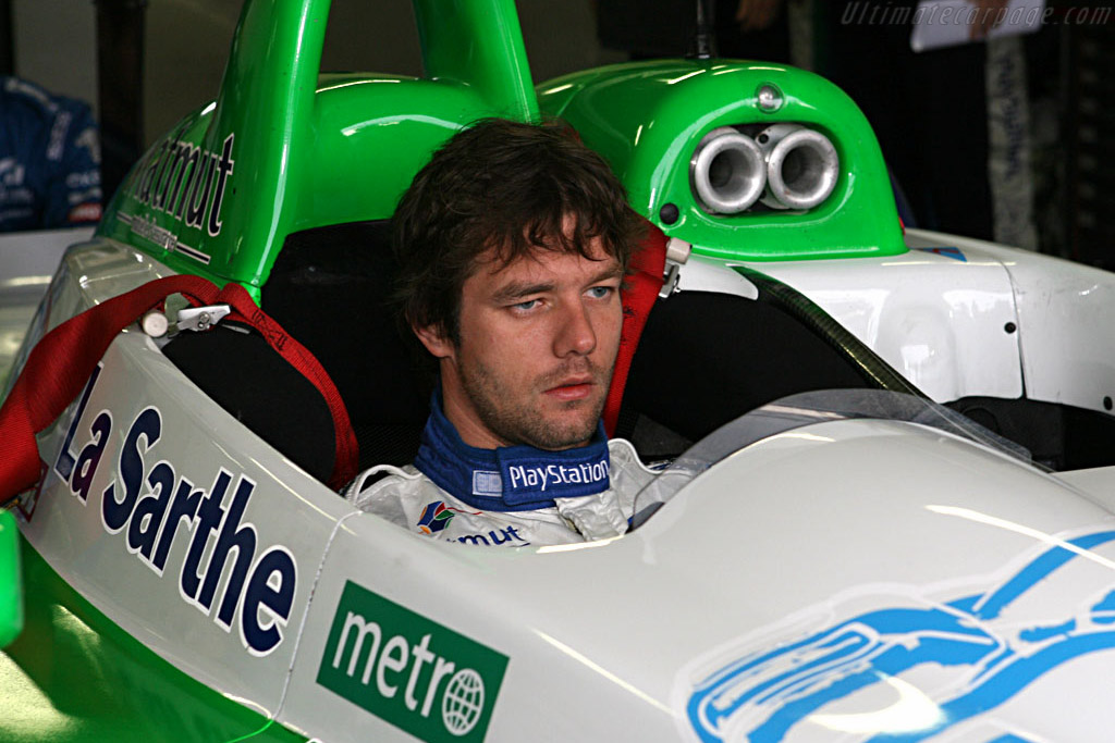 Pescarolo Courage C60 Hybrid - Chassis: 3   - Le Mans Series 2006 Season Preview