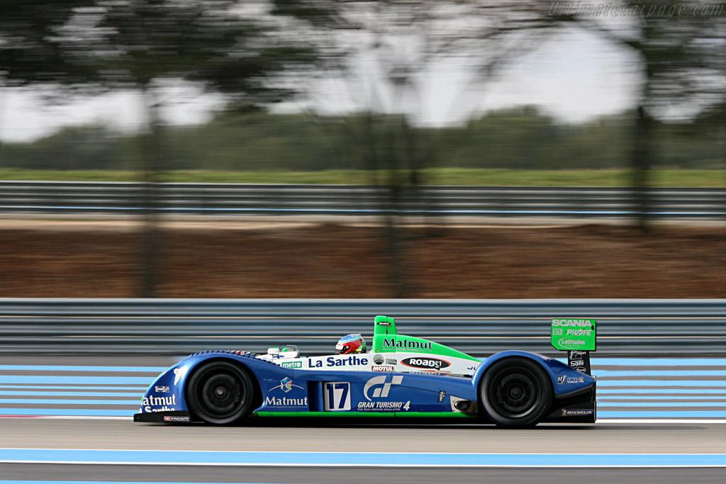 Pescarolo Courage C60 Hybrid - Chassis: 3   - Le Mans Series 2006 Season Preview