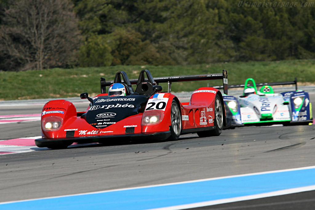 Pilbeam MP 93 Judd - Chassis: 01 PB   - Le Mans Series 2006 Season Preview