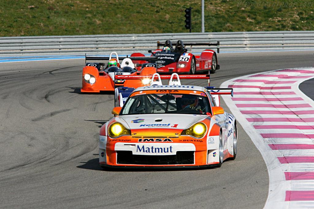 Porsche 911 GT3 RSR - Chassis: WP0ZZZ99Z4S693088   - Le Mans Series 2006 Season Preview
