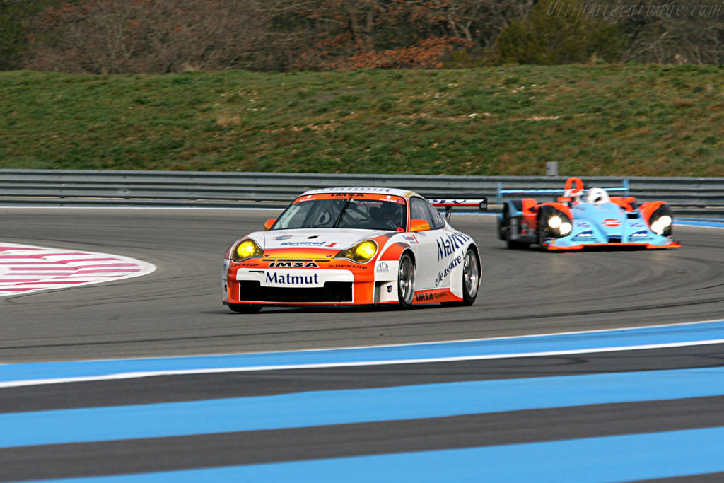 Porsche 911 GT3 RSR - Chassis: WP0ZZZ99Z4S693088   - Le Mans Series 2006 Season Preview
