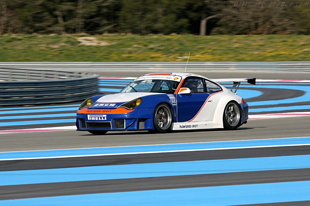 Porsche 911 GT3 RSR - Chassis: WP0ZZZ99Z4S693067   - Le Mans Series 2006 Season Preview