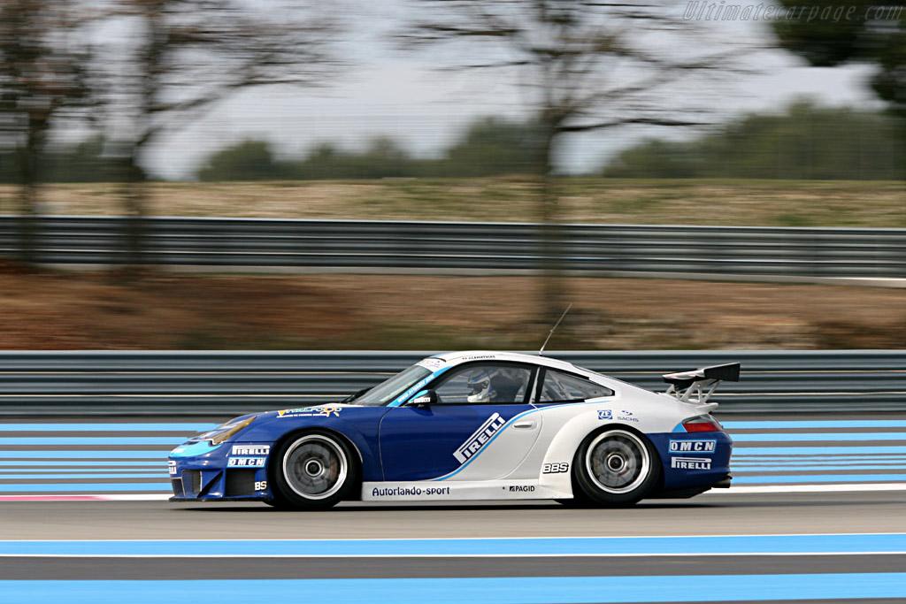 Porsche 911 GT3 RSR - Chassis: WP0ZZZ99Z5S693061   - Le Mans Series 2006 Season Preview