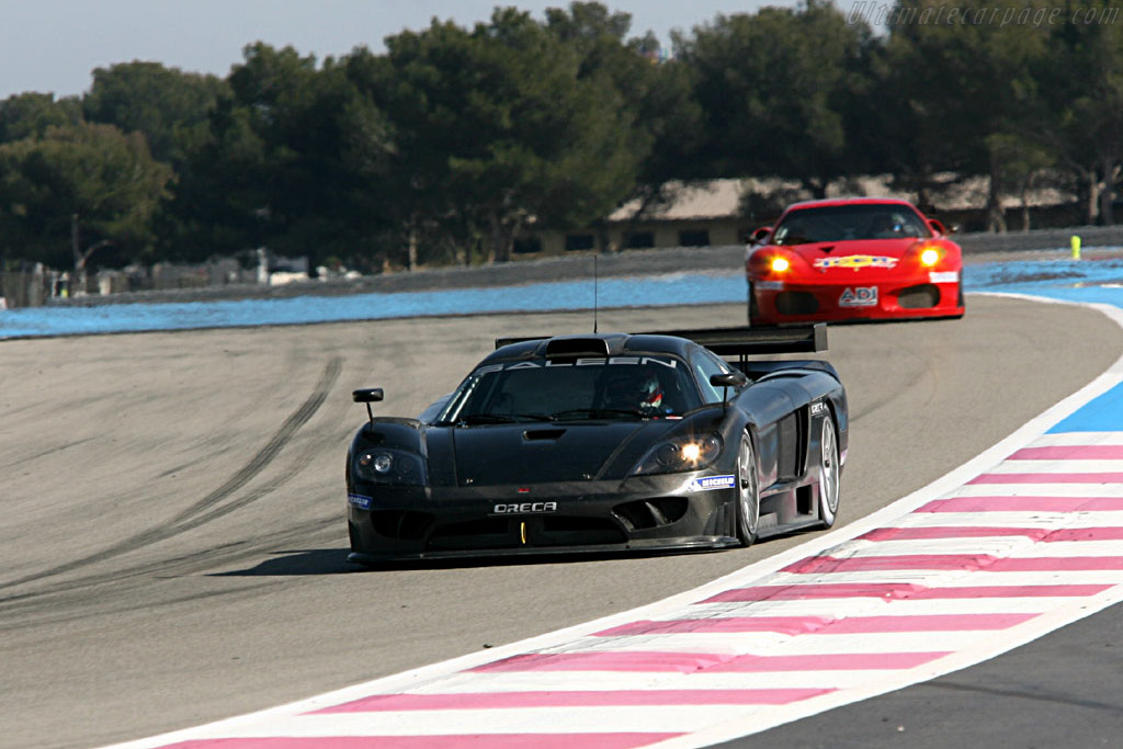 Saleen S7R - Chassis: 066R   - Le Mans Series 2006 Season Preview