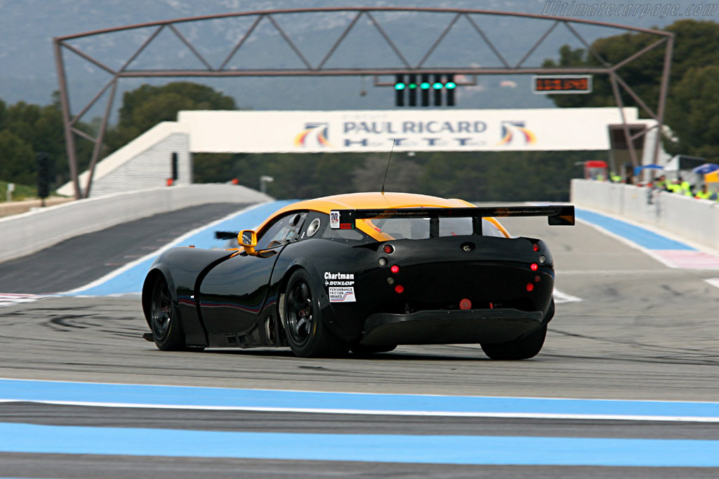 Tvr Tuscan T400r Chassis Sdlda18a28001227 Le Mans Series 2006