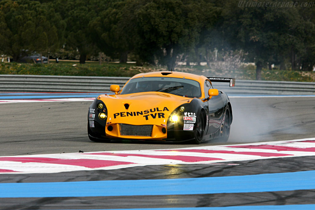 TVR Tuscan T400R - Chassis: SDLDA18A28001227   - Le Mans Series 2006 Season Preview