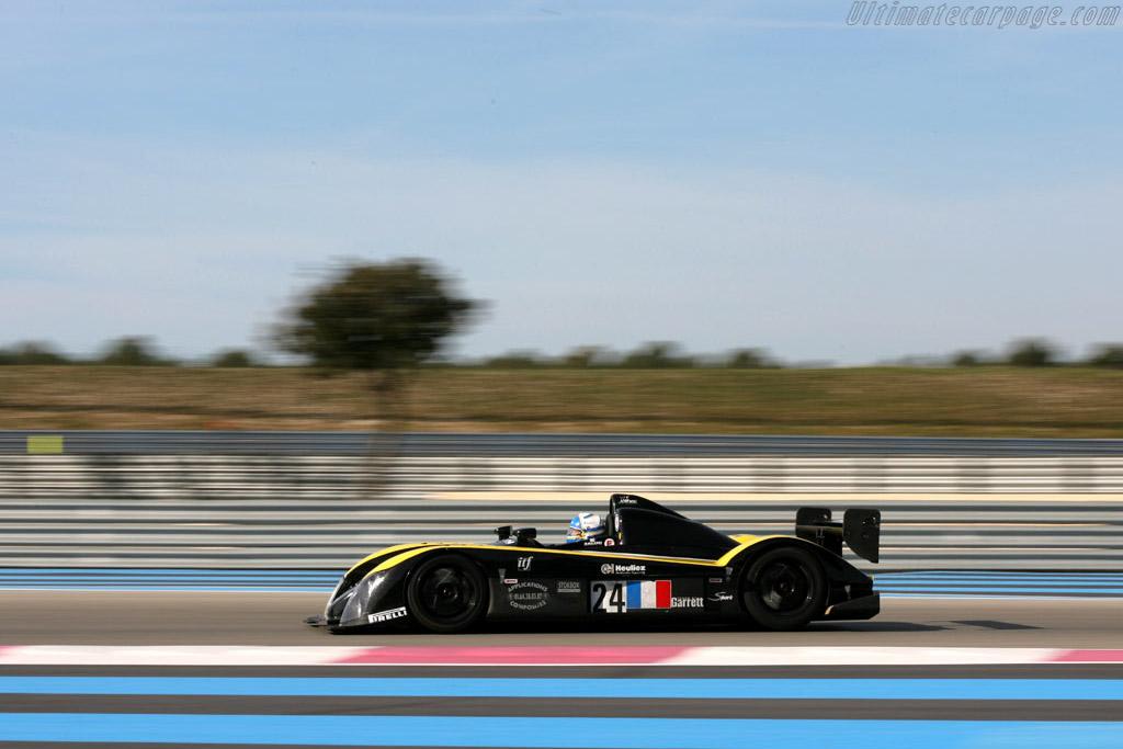 WR Peugeot LMP2    - Le Mans Series 2006 Season Preview
