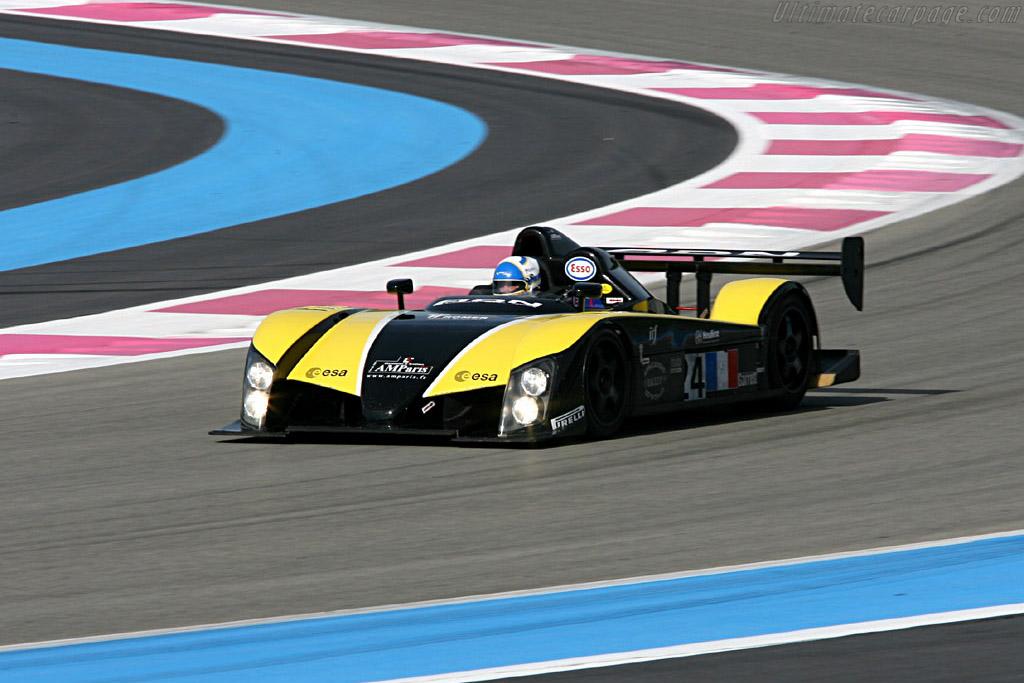 WR Peugeot LMP2 - Chassis: 2004-01   - Le Mans Series 2006 Season Preview