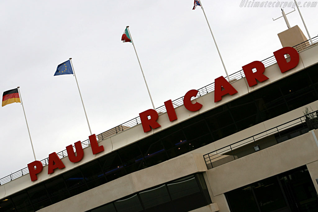 Welcome to Paul Ricard    - Le Mans Series 2006 Season Preview