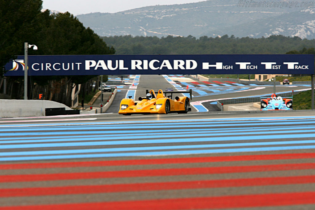 Welcome to Paul Ricard - Chassis: B0610-HU07   - Le Mans Series 2006 Season Preview