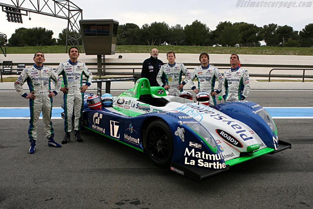 What's up there? - Chassis: 3   - Le Mans Series 2006 Season Preview