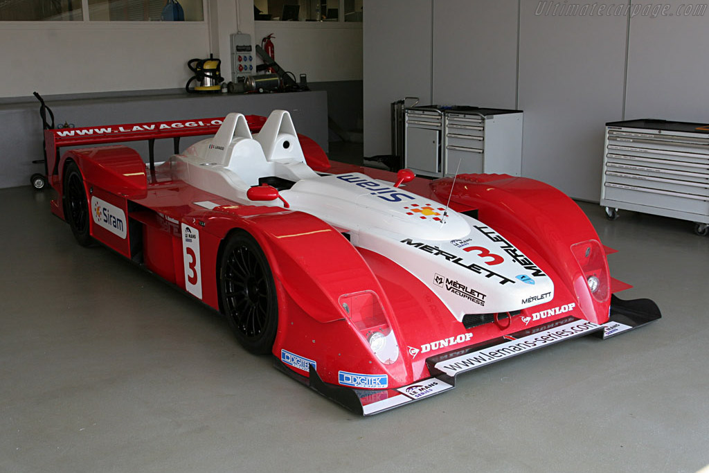 21 laps this weekend - Chassis: 1 - Entrant: Lavaggi Sport - Le Mans Series 2007 Season Preview