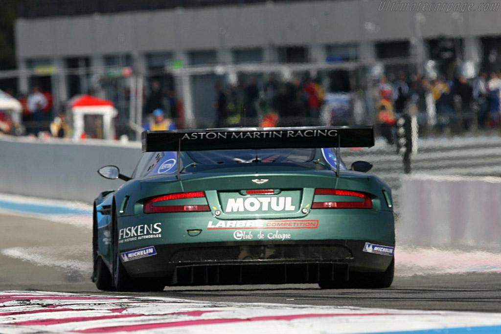 Aston Martin DBR9 - Chassis: DBR9/1 - Entrant: Aston Martin Larbre  - Le Mans Series 2007 Season Preview