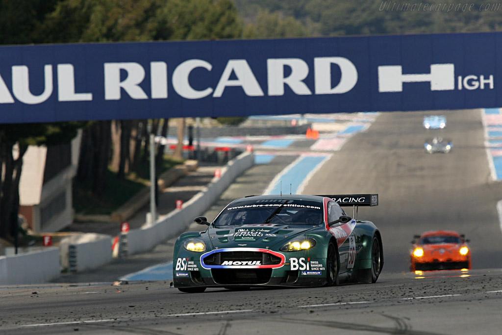 Aston Martin DBR9 - Chassis: DBR9/2 - Entrant: Aston Martin Larbre  - Le Mans Series 2007 Season Preview