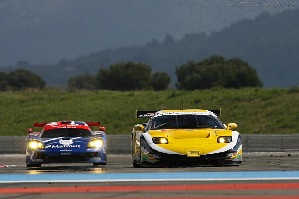 Chevrolet Corvette C5-R - Chassis: 010 - Entrant: Luc Alphand Adventures  - Le Mans Series 2007 Season Preview