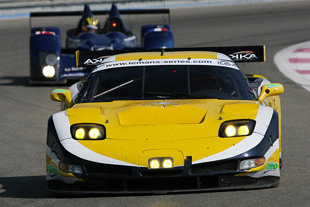 Chevrolet Corvette C5-R - Chassis: 010 - Entrant: Luc Alphand Adventures  - Le Mans Series 2007 Season Preview