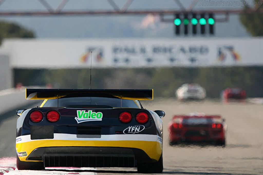 Chevrolet Corvette C6.R - Chassis: 004 - Entrant: Luc Alphand Adventures  - Le Mans Series 2007 Season Preview