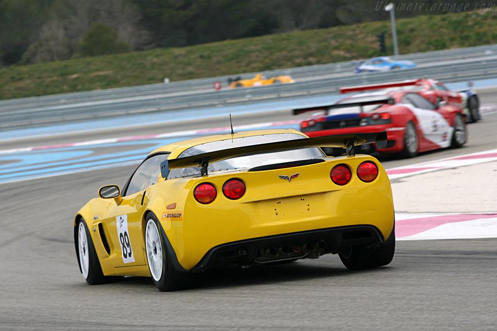 Chevrolet Corvette Z06 GT2 - Chassis: 1G1YY26E265114144 - Entrant: Markland Racing  - Le Mans Series 2007 Season Preview